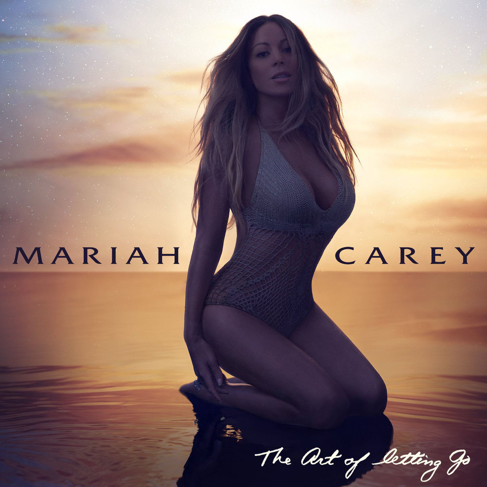 I don't think I've mastered the art of letting go - - Mariah Carey