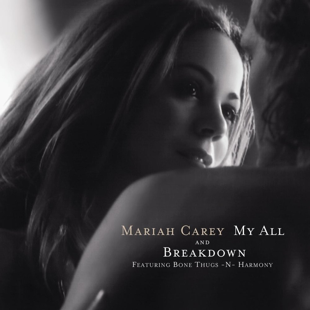 The words hold great meaning to me - - Mariah Carey