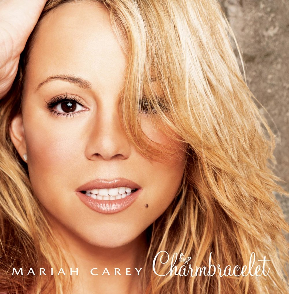 This is kind of a signature Just Blaze track - - Mariah Carey