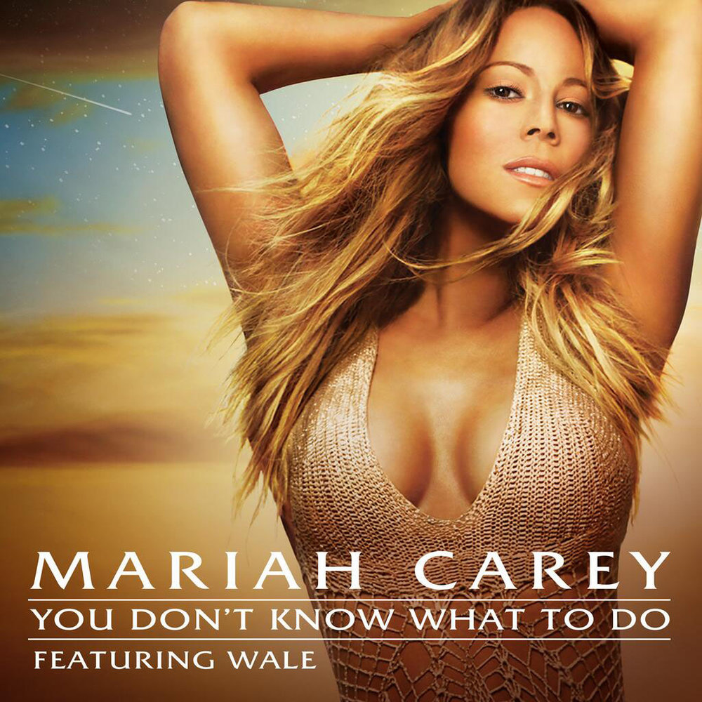 I'm so happy people are responding to our song together - - Mariah Carey