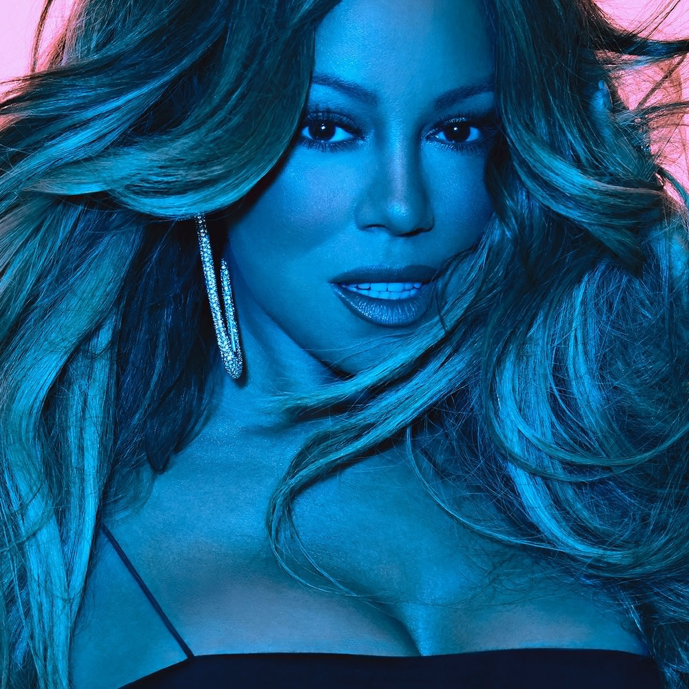 The last song I wrote for this album - - Mariah Carey