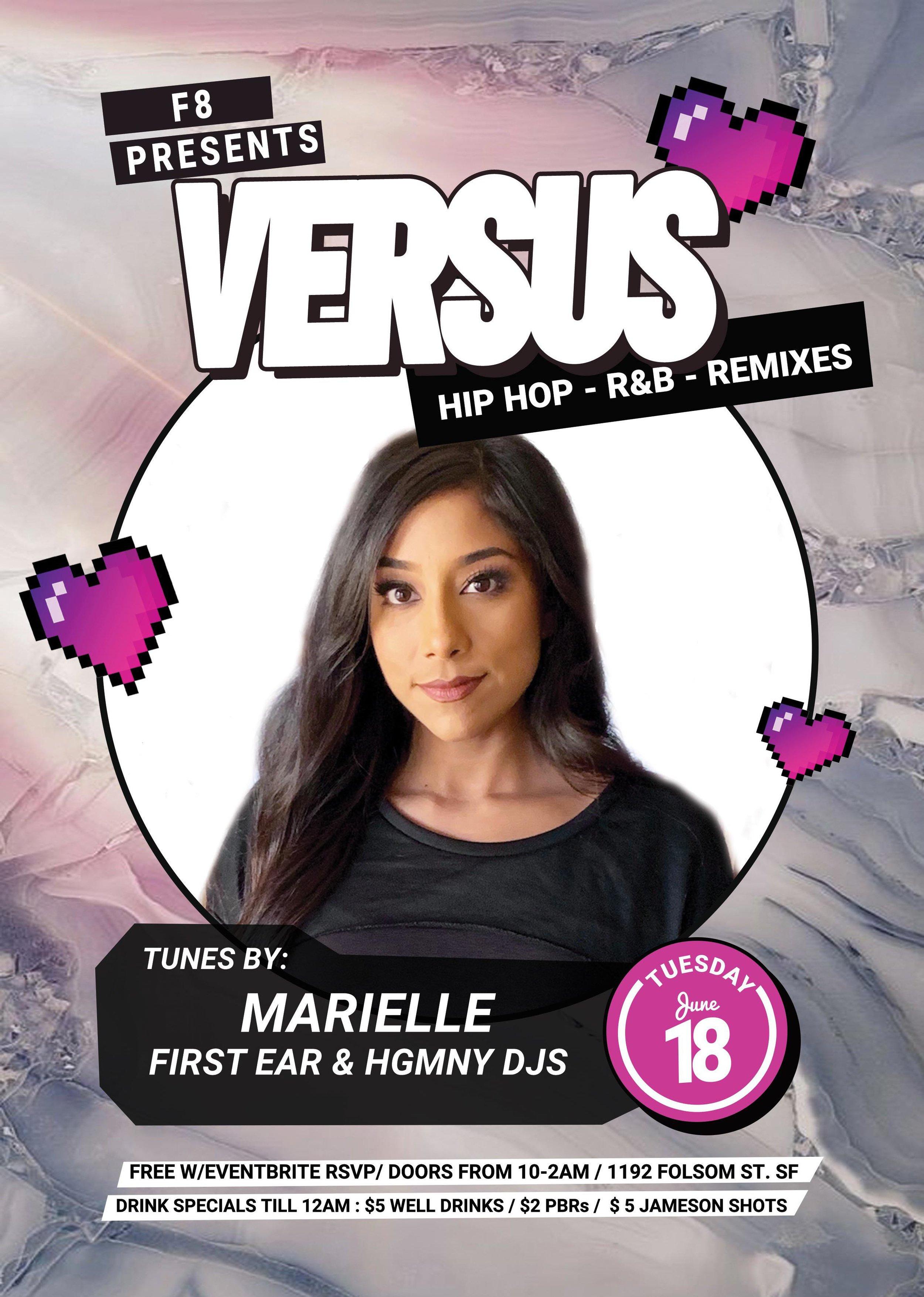 Versus Tuesdays — F8 - San Francisco Nightclub