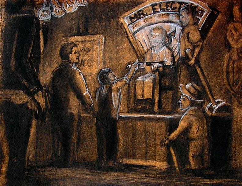 "Bradbury ""Something Wicked This Way Comes"""