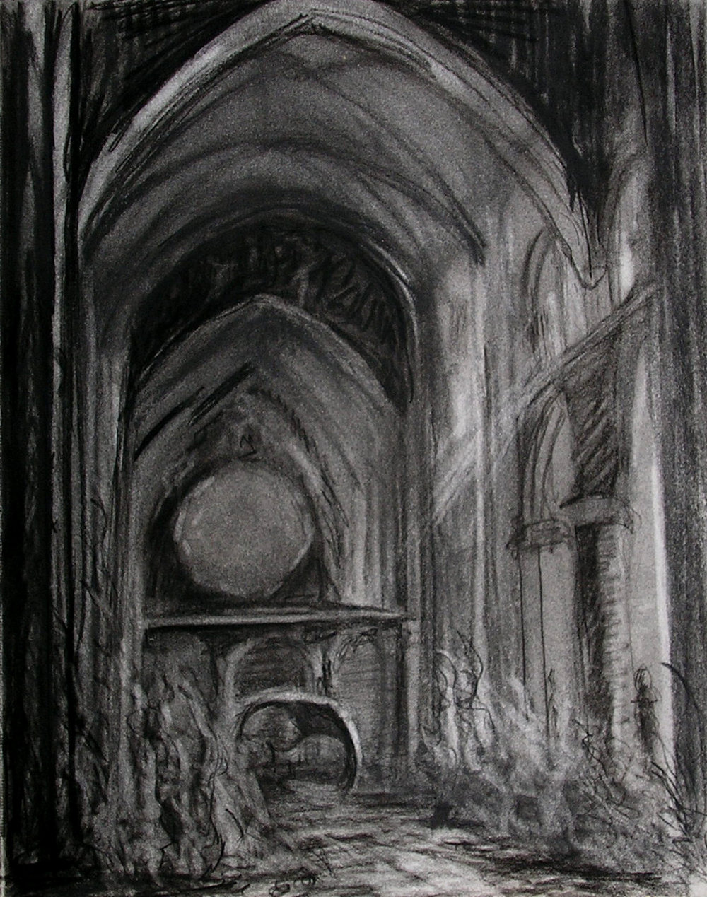 "Debussy ""Sunken Cathedral"""