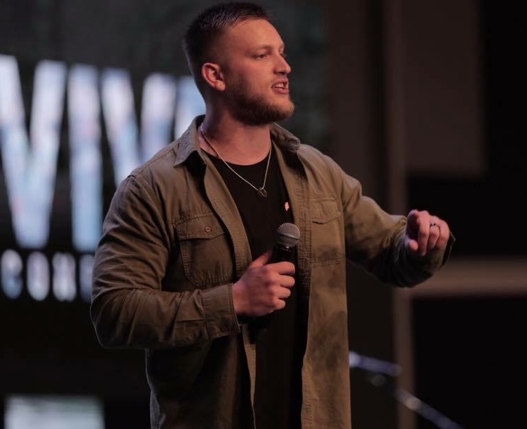 Cody Spencer - Youth Pastor at His Tabernacle Church in Horseheads, NY. Cody has a heart for ministry.