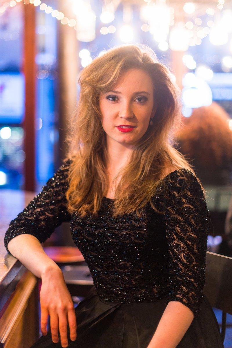 Artistic Director Charlotte McKechnie