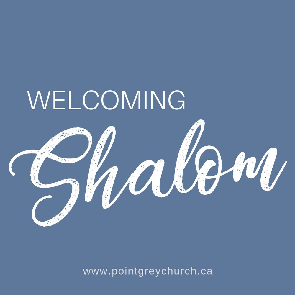 Welcoming+Shalom