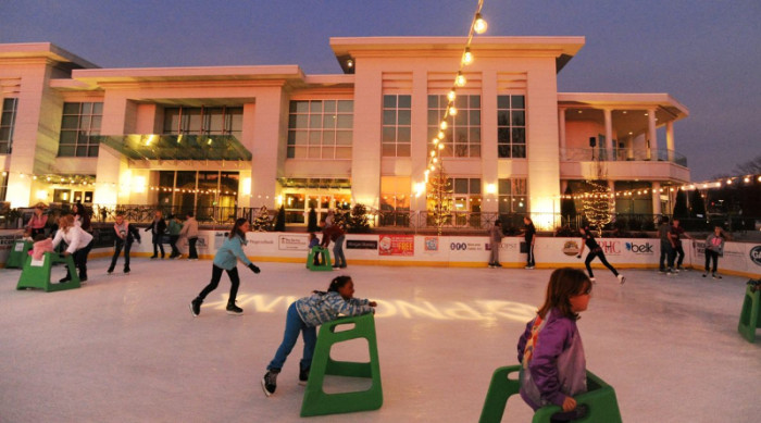 Skating in the Park - Located at Big Spring Park just across the street from the VBC/Embassy Suites.Rink Hours: • Monday through Thursday 4:00-10:00 p.m.• Friday 4:00 p.m. until midnight• Saturday 10:00 a.m. until midnight• Sunday noon until 8:00 p.m.Admission:• $10 per person ages 9 and up,• $5 for ages 8 and under• $8 per person for groups of 10 or more.•You can also rent skates for $3 and scooters for $5.For more information, visit www.hsvmuseum.org or call 256-529-7995 for the rink's direct line or 256-535-4350 for the museum's main line.