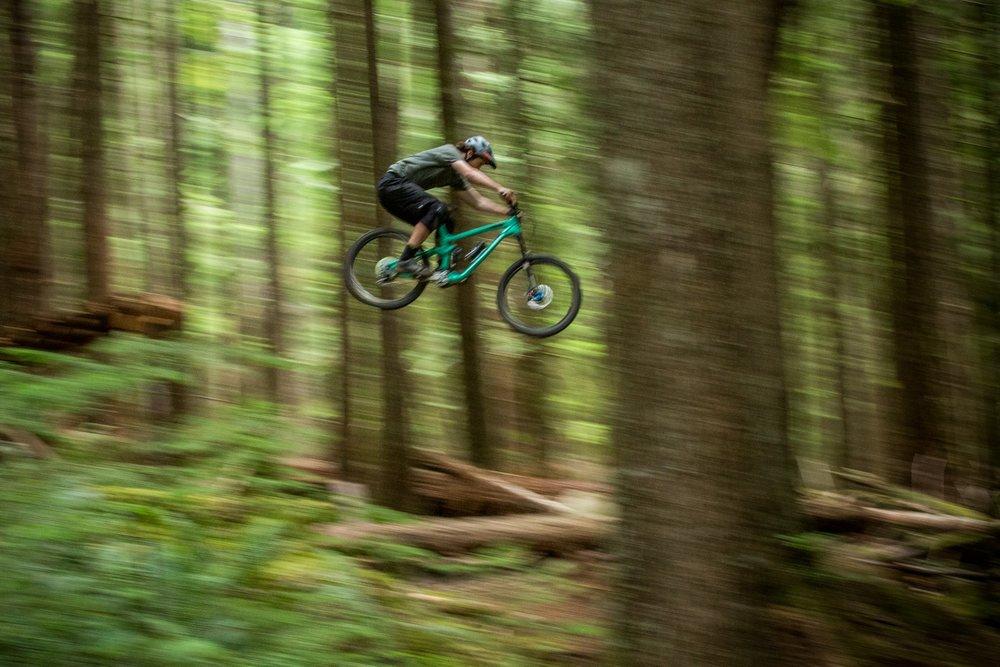 Kev Clarke, Whistler, BC