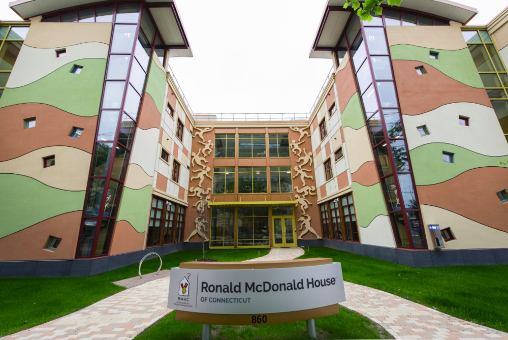 Ronald McDonald House of Connecticut - Ronnie DeMeo Construction was the recipient of The 2018 Connecticut Builders Award for Mid-Size New Construction for our work on the Ronald McDonald House of Connecticut. RDC performed the air barrier and EIFS cladding on the building located in New Haven, CT.