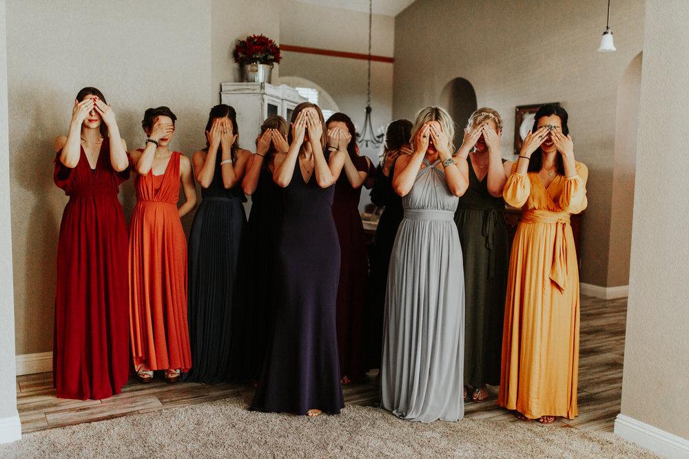 arizona wedding- phoenix backyard wedding