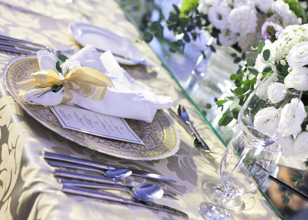 CATERING SERVICES & MENU