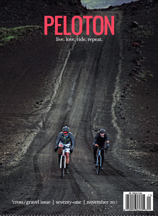 Read The Qiansen Quest:A Chinese CX Adventure - Published in Peloton Magazine Issue 71
