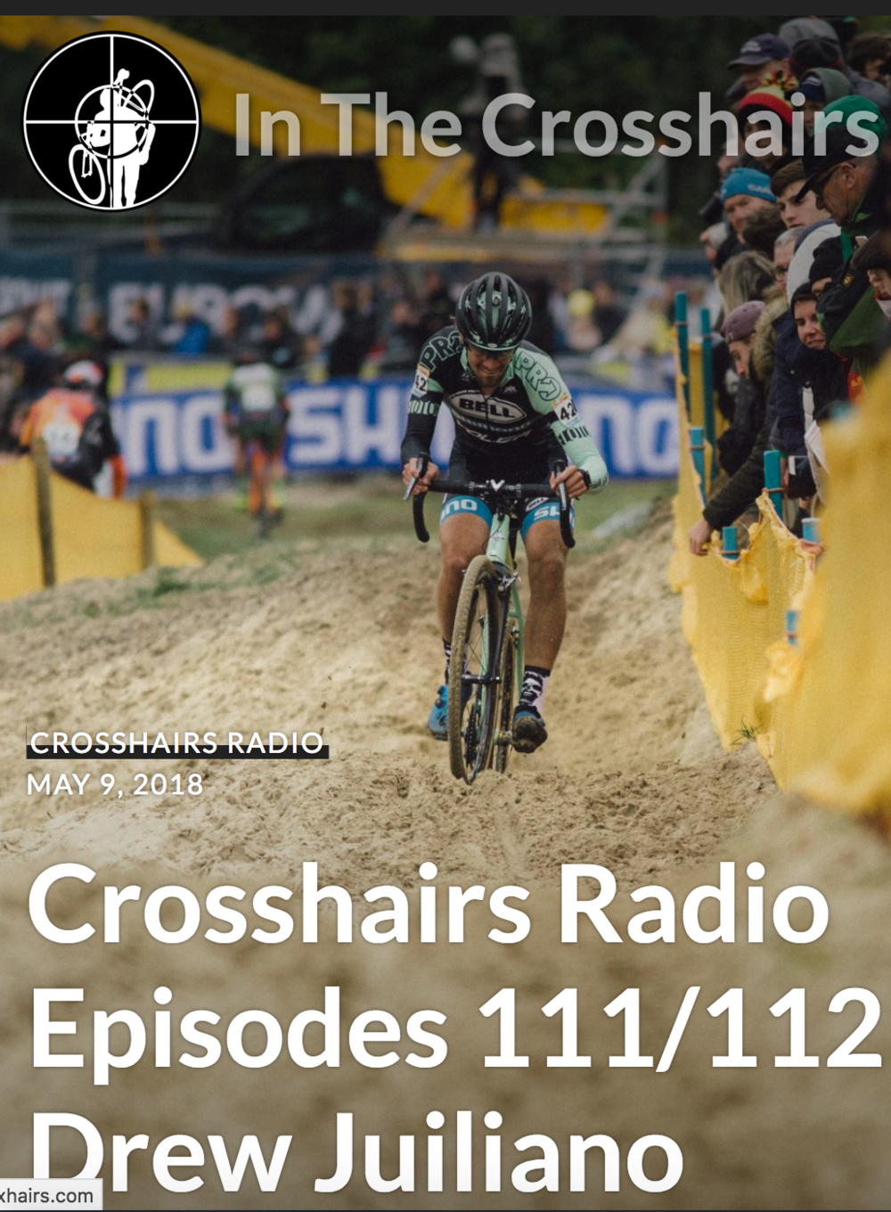 Listen: The Crosshairs Radio Interviews