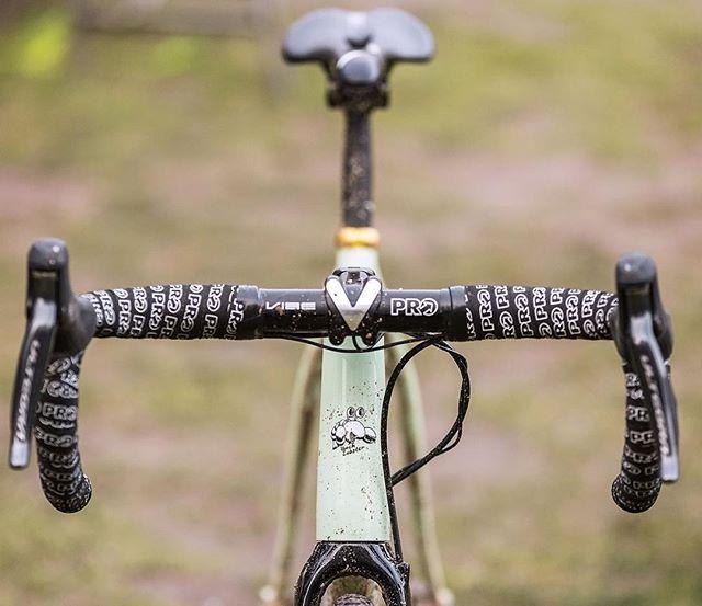 Mission Control, Sadoff Style  The @teamrocklobstercx all @pro_bikegear 'd out. 📷 @arrieredupeloton / #veldrijdeordie