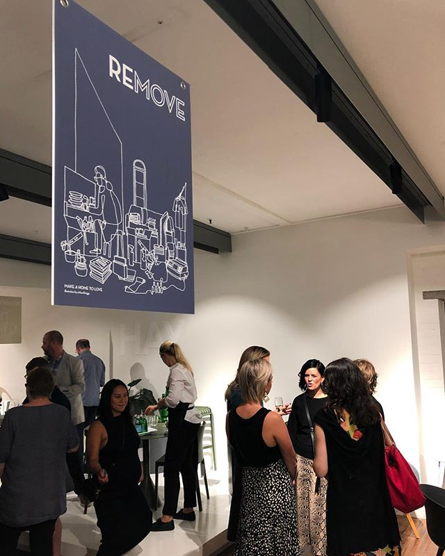Great evening launching the brilliant book, make a home to love, by @annacarindesign fantastic to have a few of the sketches from the book in large format on display. Thank you to @laurenryan_interiors for organising. Book published by @briobooks and opening held at @cultdesignau #annacarindesign #cultdesignau