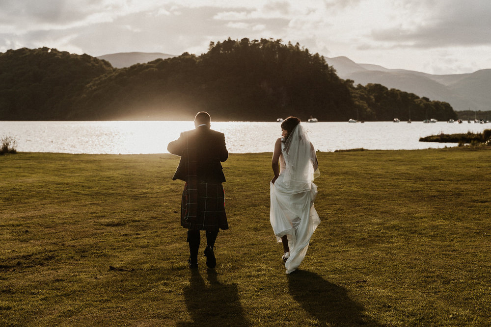 Based near Glasgow, Working in Edinburgh, Ayrshire, Loch Lomond and Across Scotland - Whether it's a big Scottish wedding, or something smaller and more intimate, I'd love to be part of it. I only accept a limited number of weddings each year, and because of this I put my heart and soul into each and every one.See more of my favourites…