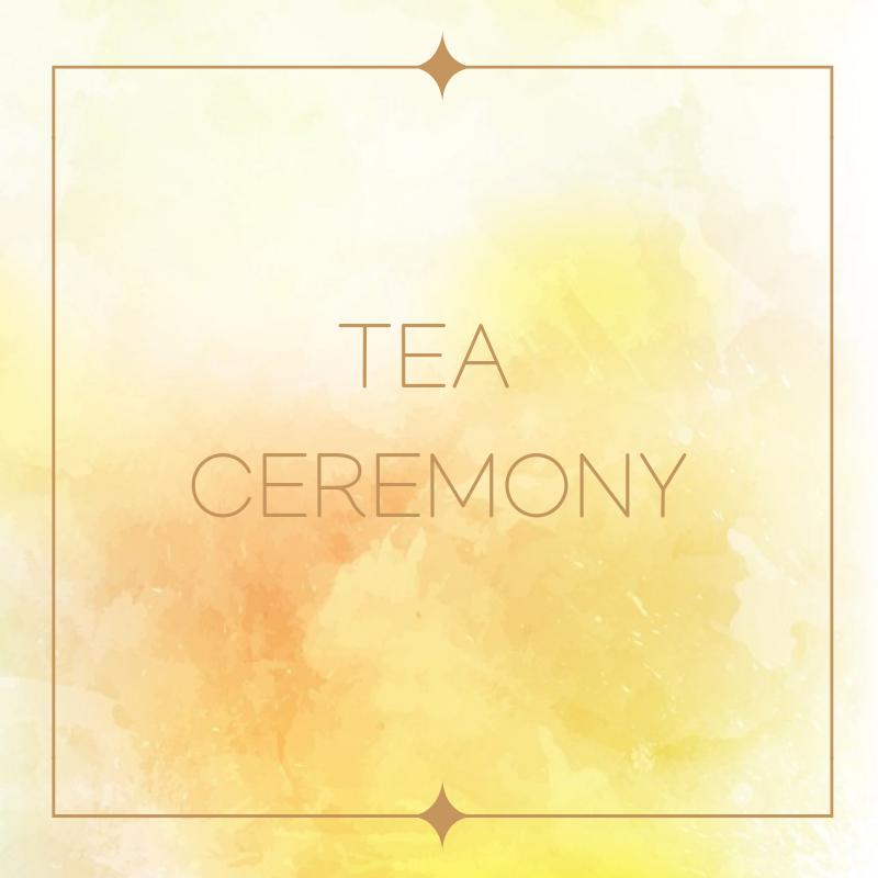 Tea Ceremony Victoria