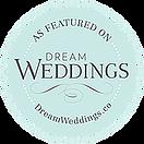 Dream Weddings.co Badge