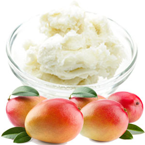 Mango Butter - Vitamins C, D, E, B help cell regenerationEvens out skin tone and reduces discoloration