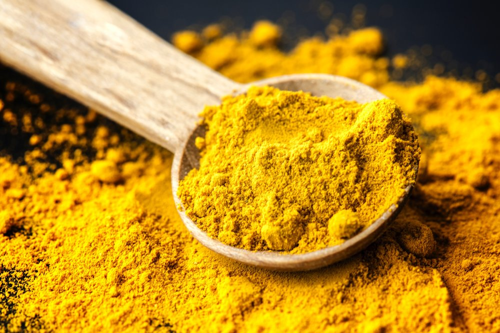 Turmeric - Anti-inflammatory & antibacterial properties help work on your pores and calm the skin, reduce scarring, help clear up acne