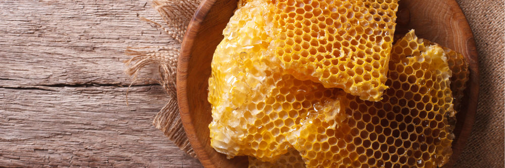 Natural Beeswax - Beeswax locks in moisture, fosters cells and protects skin. With anti-bacterial properties and vitamin A, it aids in natural healing and cell development
