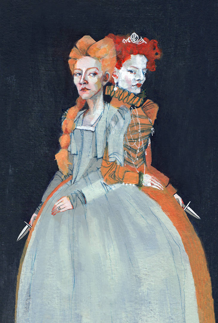 Mary Queen of Scots & Elizabeth I