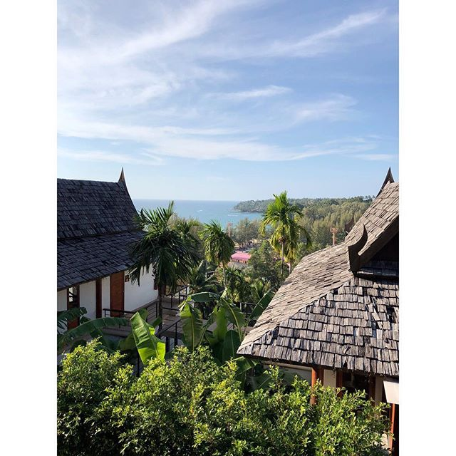 Happy Hump Day y'all, for your viewing pleasure: paradise 🙌 . . . . #thailand #intapcalligraphy #paradise #phuket #island #surinbeach #phuketisland #islandlife #humpday #view #resort #😍