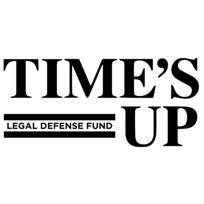 TIME'S UP Legal Defense Fund - The TIME'S UP Legal Defense Fund, administered by the National Women's Law Center, connects those who experience sexual misconduct with legal and public relations assistance.