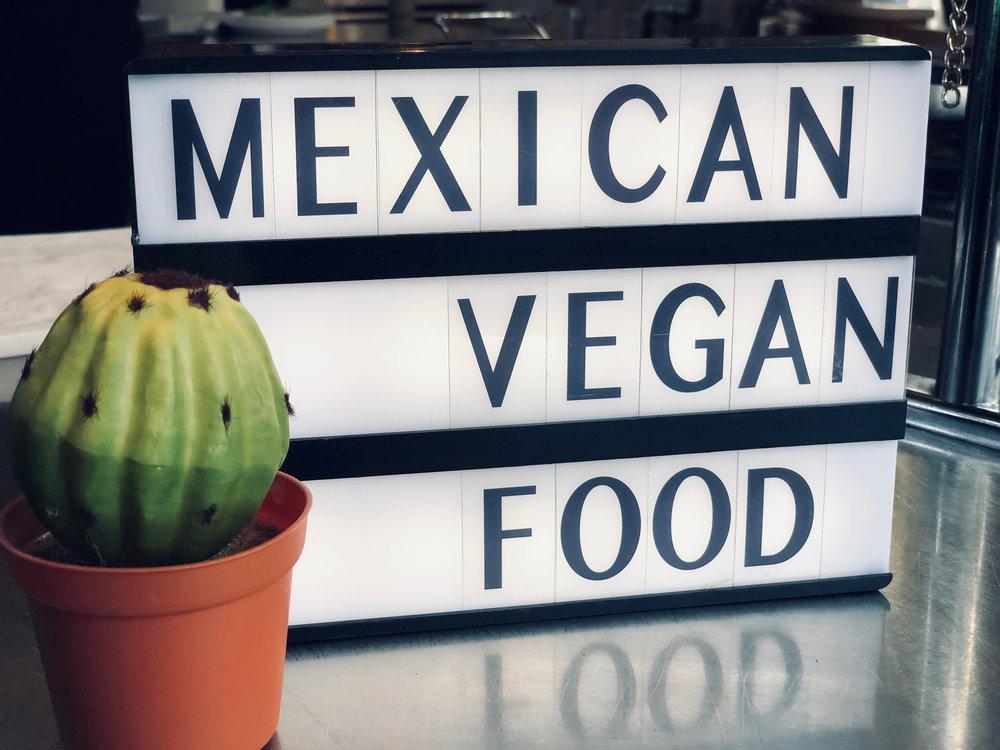 Succulent Vegan Tacos