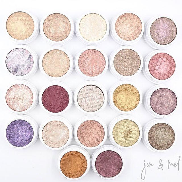 @colourpop shadow appreciation. #colourpop #eyeshadow #jenandmel