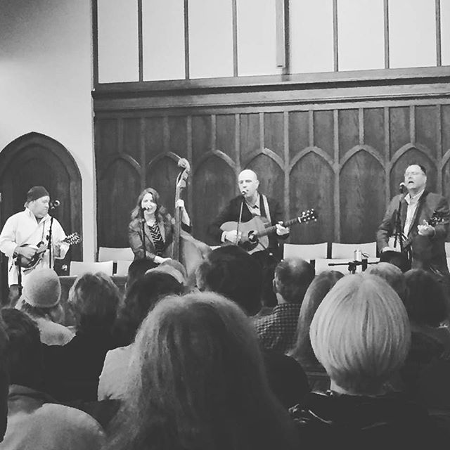 Thank you to Bill and everyone at First Presbyterian Church. We had a blast.