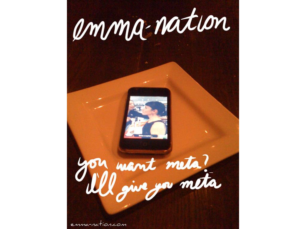 emma-nation: you want meta? I'll give you meta.