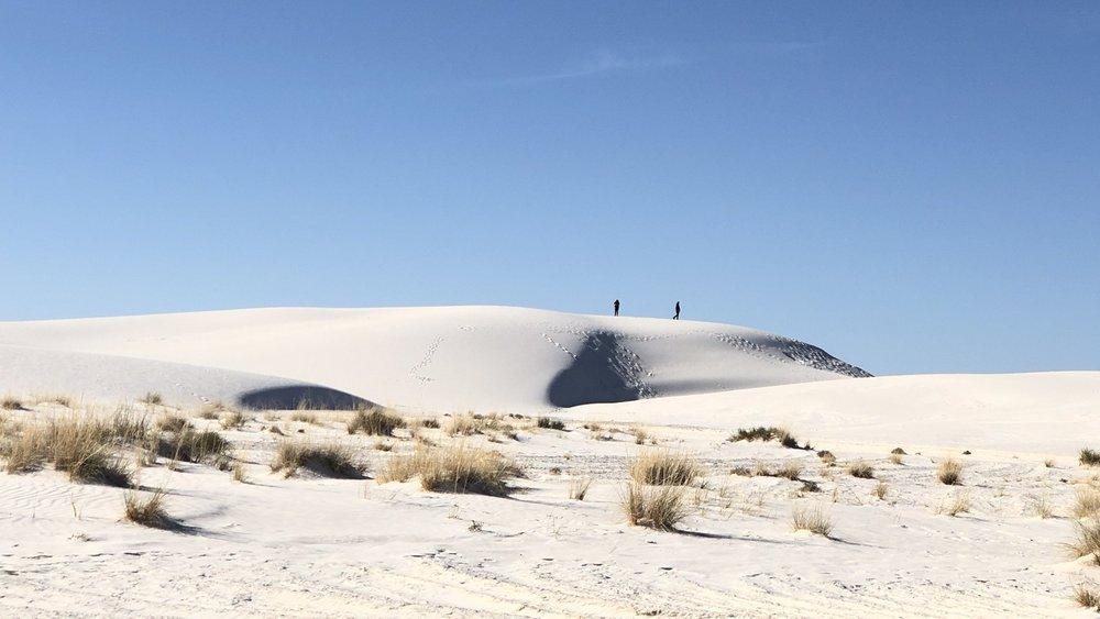 White Sands National Monument - 04/26/2018