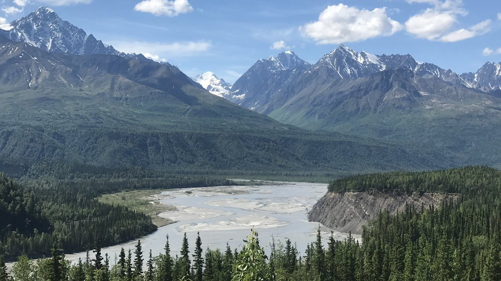 Three Days in Alaska - 07/07/2018