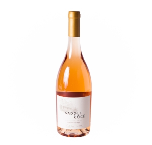2017 Saddlerock (Semler Estate) Rosé of Syrah   Visually light in color with shades of pink and salmon. Mineral tinged strawberry, with also an element of bees wax from the neutral oak barrels, gives intriguing aromatics in the glass. With herb scented rhubarb, cherry, and classic white pepper from the varietal. Vibrant but round and complex finish with candied rose flavors on the very end of the finish. This wine is meant for early drinking and should be enjoyed over the summer months.