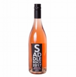 2017 Saddlerock Rose of Grenache   Boasting a light rose gold hue, this Rose of Grenache transports you straight to Provence. Aromas of watermelon, strawberry and gooseberry lead into a refreshing palate of candied strawberry, pink grapefruit and a kiss of lime zest.