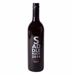 2014 Saddlerock Sangiovese- Alexander Valley   Baking spices and candied cherry lead to a light and bright palate with strawberry balsamic and raspberry. Velvety finish of dried fig, clove, sweet tobacco and pepper. Intriguing and layered, you are going to fall in love with this one!