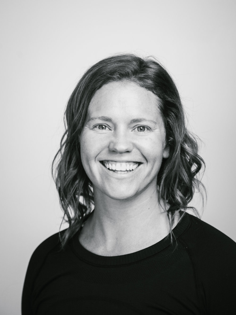 Kate McGowan - I teach: Yoga & TRXI want people to feel a deeper connection to the physical body they possess, and to delve deeper into the sensation of moving mindfully. I want people to feel a challenge that will shift their practice and state of mind for the better. I want people to leave their mat in a more positive capacity, mentally and physically, than they found it.Words I live by:Work hard, play hard! Trust in the hard work that you do, and ALWAYS make time to have some FUN!Beats I move to:Venice Venture by Big Wild; Alaska by Maggie Rogers; Obadiah by New School Collective; Learning to Fly by Tom PettyWhat I live for:Connecting with people on a real level is what makes me light up. I have always been an outgoing human and I am the most happy and myself when I'm surrounded by my community, especially if it's outside.