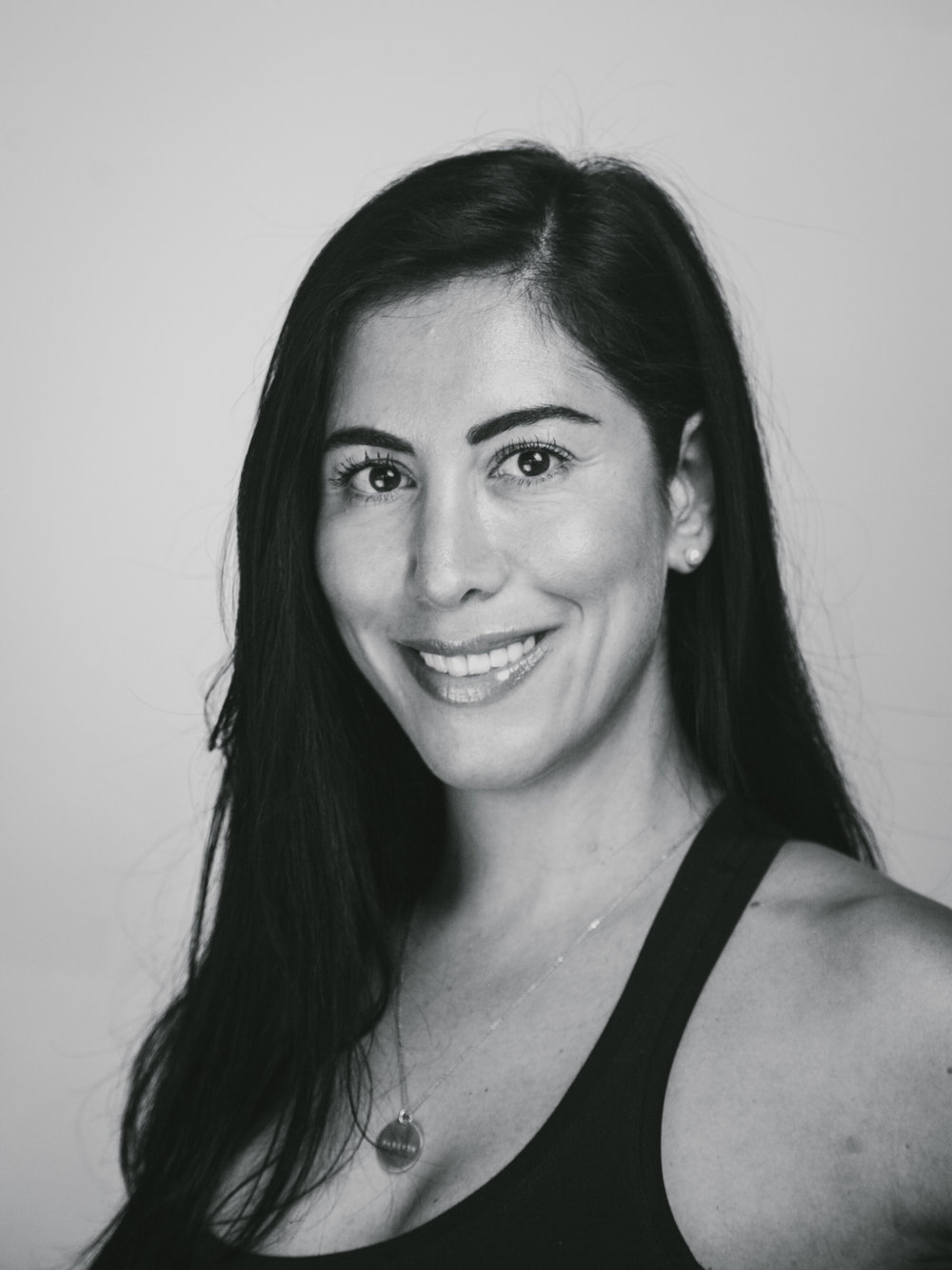 Parinaz Samimi - I teach: YogaI set the bar high and my intention is to create an environment that allows my students to thrive, overcome self-imposed limitations, and rise to any challenge.Words I live by:Passion. Authenticity. Integrity. Live life passionately, authentically and honorably and show up as your best self in any given moment.Beats I move to: I enjoy tunes that evoke emotion and allow for expression through movement. My playlists have beats that will create energy yet encourage a slow and controlled practice.What I live for:Life is too short to be static and comfortable. My passion and zest for life comes from being challenged and identifying new pathways to my growth because
