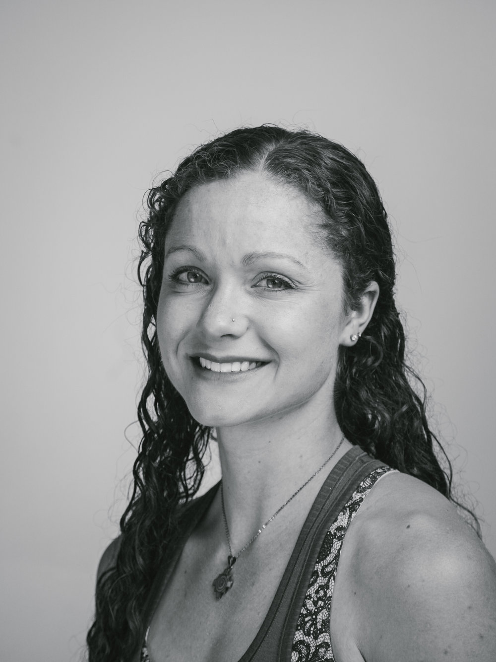 """Devon Caperton - I teach: TRX & Seek SweatWhether I'm out in the mountains, climbing with friends, or in the studio teaching, I just want to live playfully in connection and adventure. These activities bring me presence and embodiment and help me to feel most grounded and fully alive.Beats I move to:""""Welcome to the Party – Valentino Khan remix"""" Diplo, """"Global Concepts"""" Robert DeLong, """"Thought Contagion"""" Muse, """"Red Hot Lights"""" Moon Taxi, """"Thrift Shop"""" Macklemore & Ryan Lewis, """"It's Tricky"""" Run DMC, and """"I Like It"""" Cardi BWhat I live for:Movement, nature, music, and connection light me up. I thrive when these variables are in place, and I am grateful to be part of such an awesome studio community that supports each of these elements."""