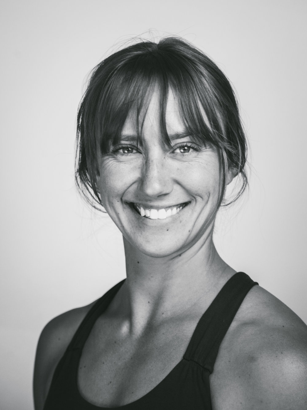 Emily Ellis - I teach: Yoga, Seek Sweat,& TRXI love to challenge my students... with a smile. I love when students leave the room amazed at what their bodies can do. I plan each class carefully so that you're always experiencing something different! Come to class with an open mind and an open heart.Words I live by:We all have so much potential! We just have to be willing to discover it...Beats I move to:Obviously I love Bruno Mars and Beyonce... but my classes are usually set to some soulful beats. Less words so that your breath enhances the soundtrack!What I live for: Sunshine! I'm solar powered! I love the sun and any chance I can get to be outside. I love hiking tall peaks, bike rides, good coffee, long runs, handstands, and dancing of course.