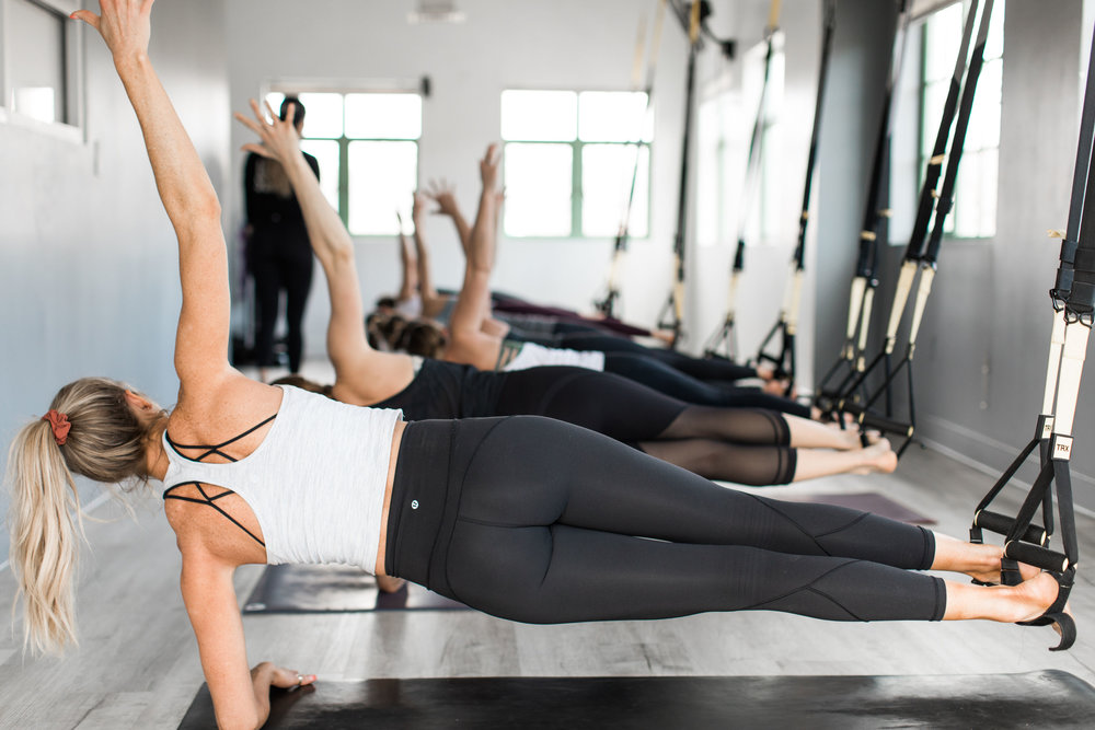 Functional Fitness meets High Intensity Training - SHIFT