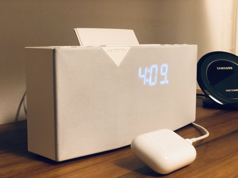 A Smart Alarm, a Light, and Coffee: How I Changed my Morning Routine