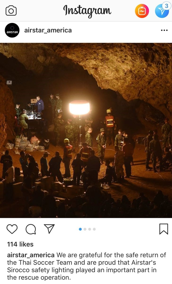 Tham Luang Cave rescue 2018