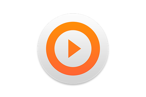 射手影音 SPlayerX Mac 版本 产品 Logo 设计