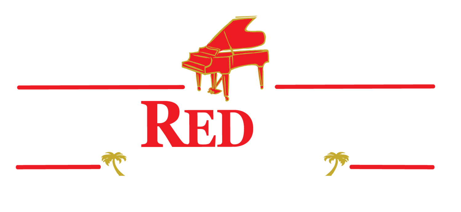 The Red Piano - SB