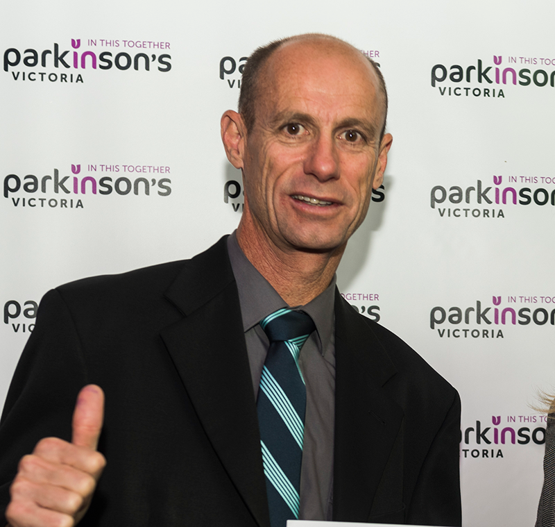Steve Moneghetti - Former Olympian and marathon runner Steve Moneghetti will step out for A Walk in the Park 2018 for the first time in a public show of support or his mum and to connect with other families treading a similar path.