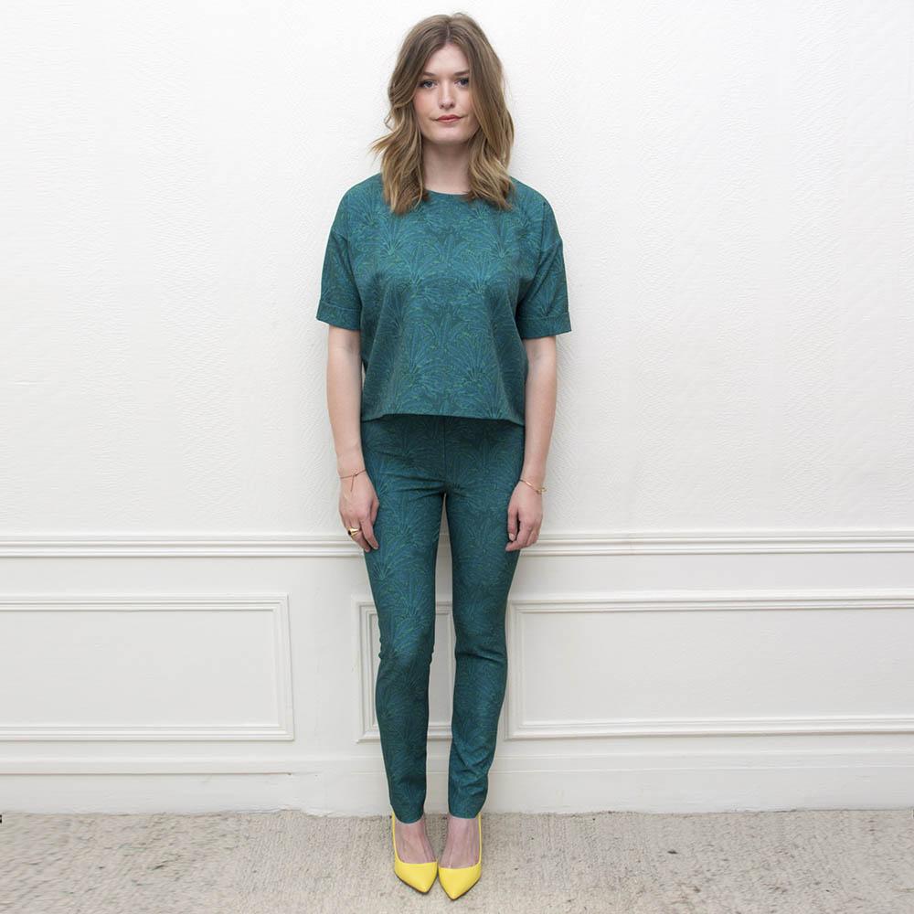 Yves & Simone - Votre Ensemble à 129€ au lieu de 160€Pour l'achat d'un Top + un Pantalon(remise effectuée lors de la confirmation de votre commande).Ensemble c'est mieux à deux !