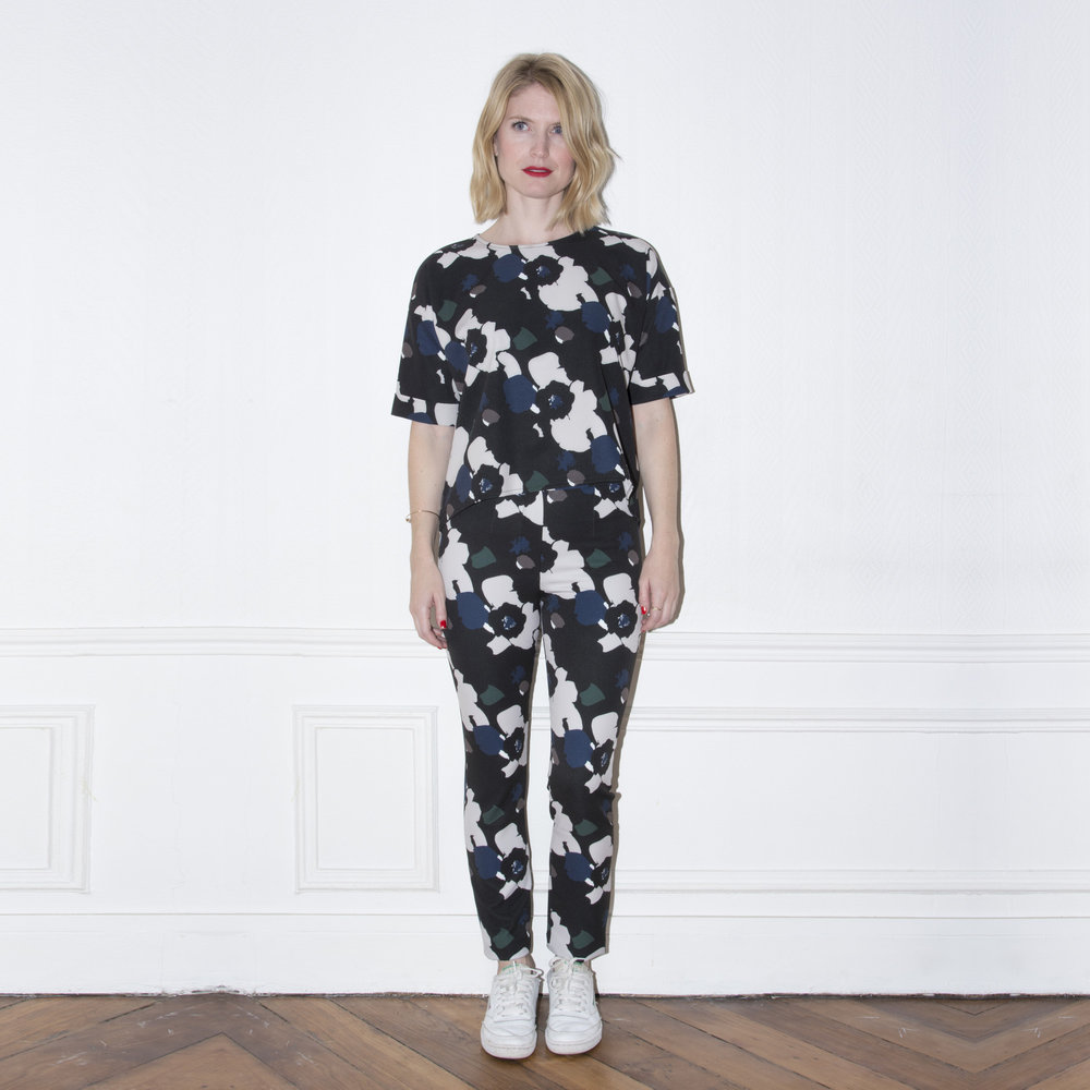 Frank & Ava - Votre Ensemble à 129€ au lieu de 160€Pour l'achat d'un Top + un Pantalon(remise effectuée lors de la confirmation de votre commande).Ensemble c'est mieux à deux !